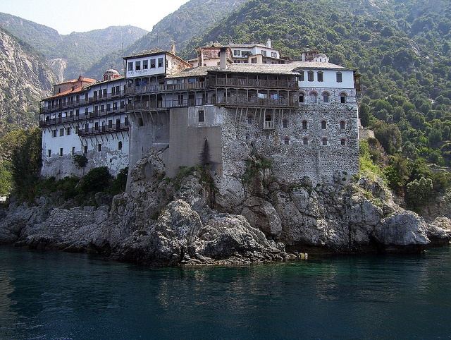 Holy monastery of Grigoriou/Mount Athos