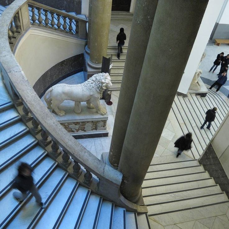 #museummonday the archeological Museum of #Naples
