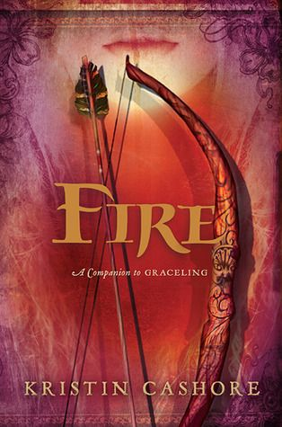 Fire (Graceling Realm #2) by Kristin Cashore. A truly wonderful, intelligent YA fantasy novel with a complex and fascinating heroine. Click through for full review. Via Diamonds in the Library.