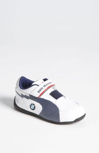 a2a4222ee1e Free shipping and returns on PUMA  BMW evoSPEED F1 Lo V  Sneaker (Toddler