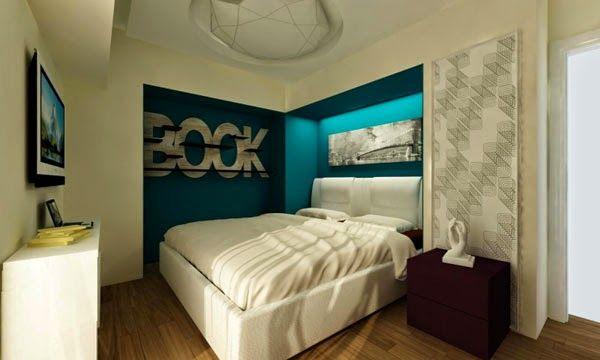 40 ιδέες για μικρά υπνοδωμάτια! | Φτιάξτο μόνος σου - Κατασκευές DIY - Do it yourself