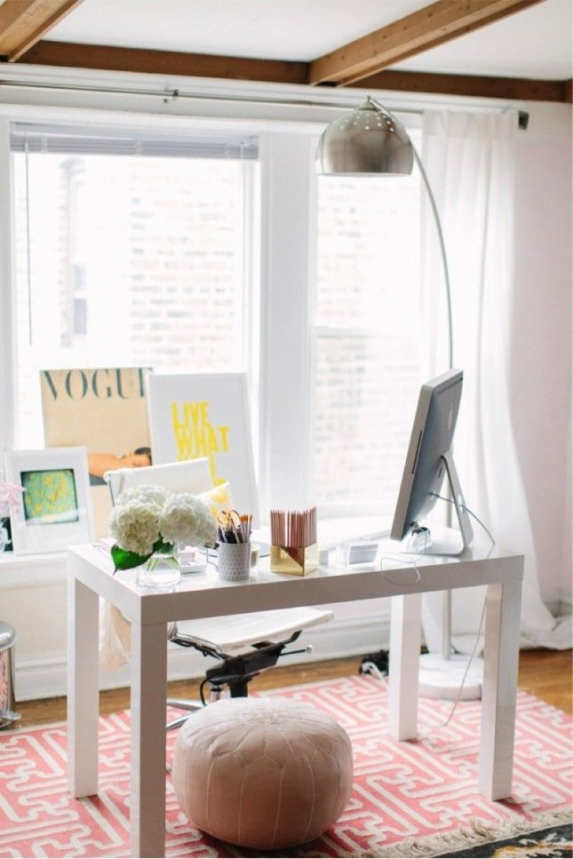 Swooning over this workspace.: Offices Desks, Offices Spaces, Interiors Design, Work Spaces, Workspaces, Design Home, Houses Design, Home Offices, Design Offices