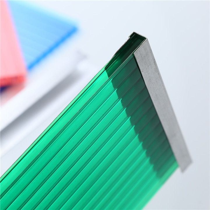 Aluminum Frame Polycarbonate Tempered Glass Organic Glass