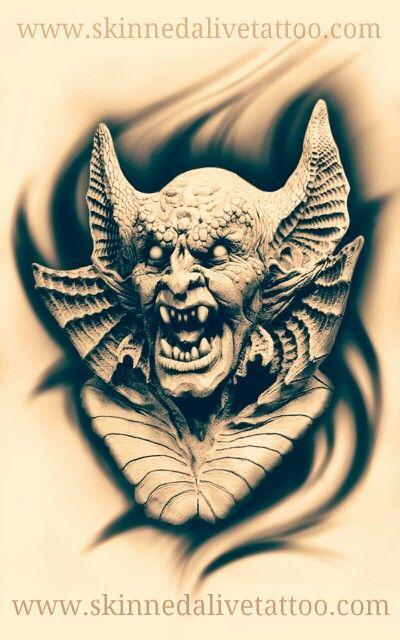 Vampire  Tattoo Design More Ideas Birthday Vampires Tattoos