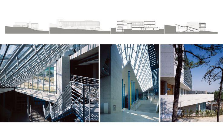 그의 작품은 대개 건물 꼭대기가 트여 있어 공간으로 빛이 쏟아지고 이때 비정형의 공간이 유려한 곡선을 그려, 건축이란 단어가 주는 기계적인 감촉을 희석시킨다. | Lexus i-Magazine Ver.5 앱 다운로드 ▶ www.lexus.co.kr/magazine #Lexus #Magazine #instudio #architect