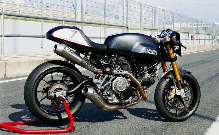 """Ducati Sport Classic 1000 """"CAPPUCCINO CORSE"""""""