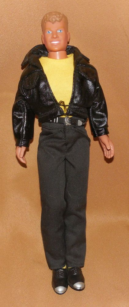 """Huge 1990s Bi Level Remodel: 1990 """"Joey McIntyre"""" Doll From New Kids On The Block By"""