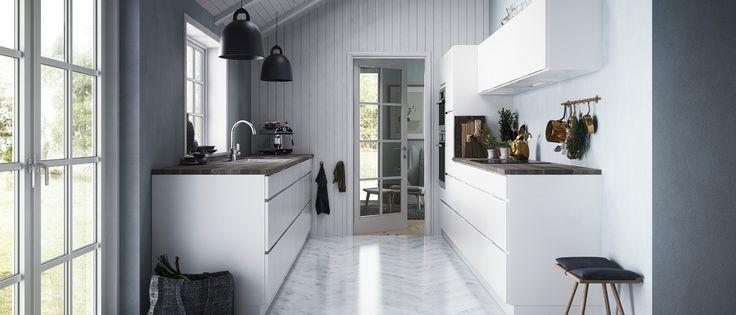 Mano | De Scandinavische stijl in huis met de Kvik Mano keuken