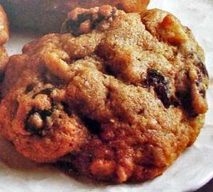 Easy Hermits Cookies