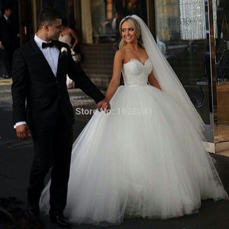 389 best vestido de novia images on Pinterest | Shoes for brides ...