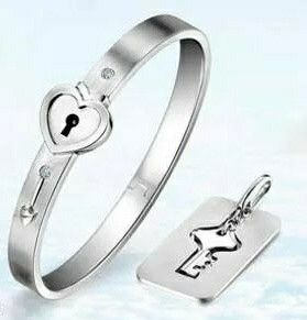 Cute Couple Bracelet And Dog Tag I Want One Buy Me One Im Sure It