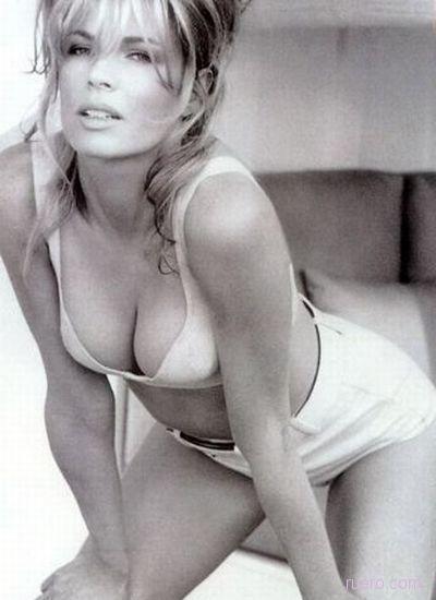 Kim Basinger  - up close and personal