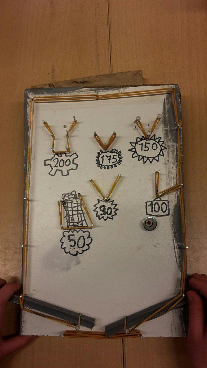Jeelo op basisschool de Vlasgaard: Zelf een flipperkast bouwen. Hoe doe je dat? Vraag maar eens aan Evan uit groep 4