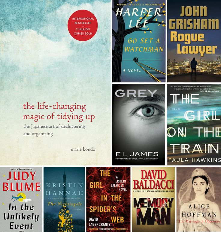 Queens | These Were The Most In-Demand New York Library Books Of 2015