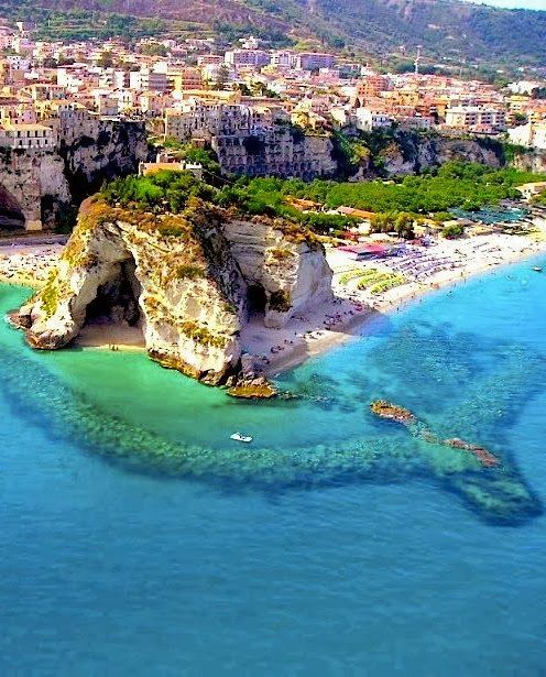 Calabria, Italy - Definitely want to visit here someday!