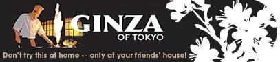 Ginza of Tokyo Steakhouse & Sushi - MADISON AND WISCONSIN DELLS Kids would love this!