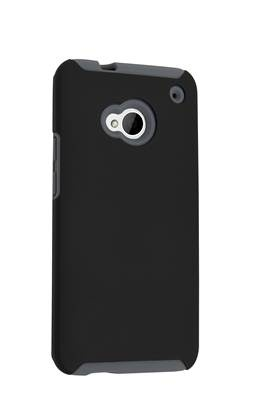 Sprouts New Tuff Case. Price: $39.99. A favourite among customers our new Tuff Case offers dual protection which is comprised of a soft silicon inner layer and a tuff plastic exterior. With a stylish black matte finish this case has it all! #sprout #case #dualprotection #htc #htcone #mattefinish