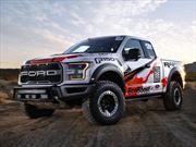 Ford F-150 Raptor 2017 listo para las compentencias fuera del camino
