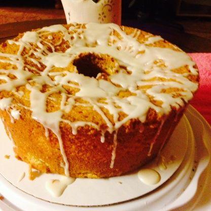 southern cream cheese pound cake