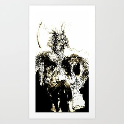 Dionysus Art Print by Shane R. Murphy - $19.00