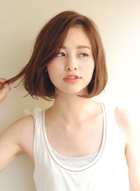 ☆すいーとルーズぼぶ☆ 【coii】 http://beautynavi.woman.excite.co.jp/salon/20504?pint ≪ #bobhair #bobstyle #bobhairstyle #hairstyle・ボブ・ヘアスタイル・髪型・髪形 ≫