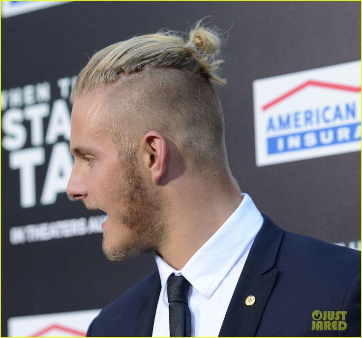 Stupendous 2014 Mens Hairstyle Vikings Hairstyles Pinterest Hairstyles For Men Maxibearus