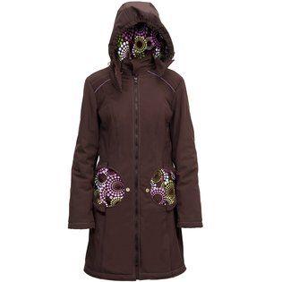 Liliputi® Babywearing Mama Coat Lavendering #liliputi #babywearing #mamacoat