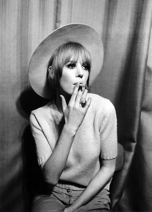 ciaomanhhattan: marianne faithfull by peter seeger, 1967 (x)