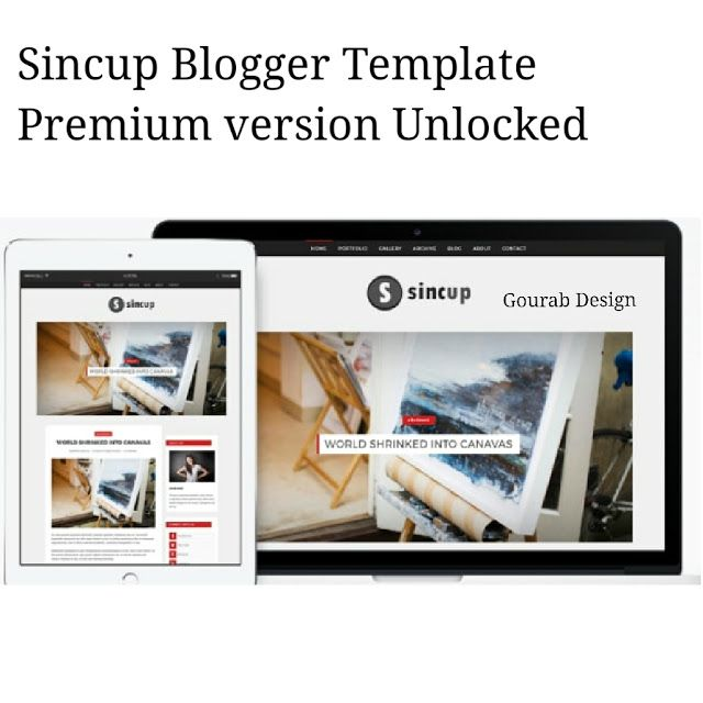 Today I Am Shared Premium Version Blogspot Theme Sincup Blogger Template This Is Latest Responsive Seo Friendly A Blogger Templates Blogspot Themes Templates
