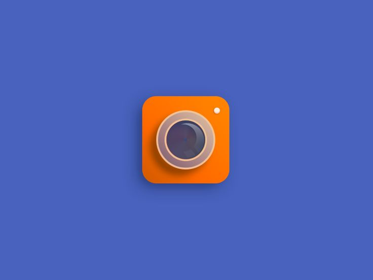 Another camera icon by Rovane Durso