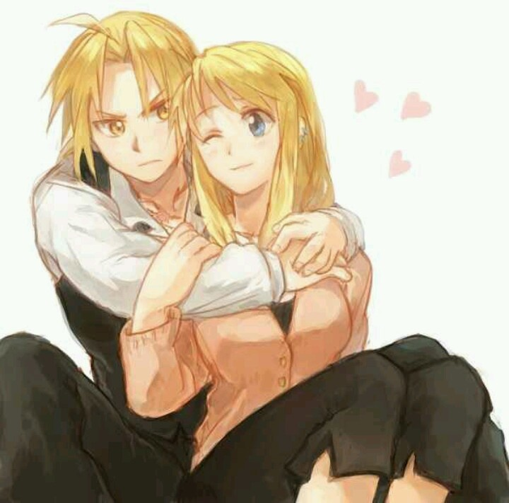 blonde den winry and - photo #28