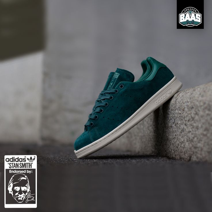 Adidas x Stan Smith | Stan Smith Suede now online! | www.sneakerbaas.nl | #Adidas #Stan #Smith #BaasBovenBaas
