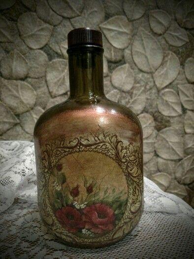 Mania de garrafa