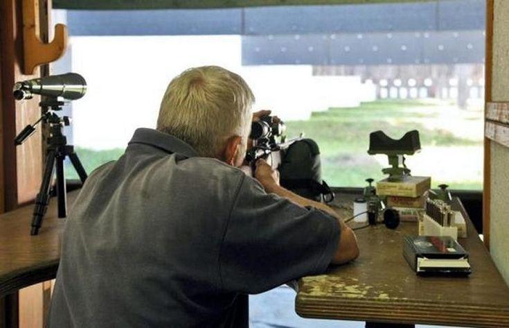 Isernia trasforma il suo terreno in un poligono di tiro a segno: denunciato un 60enne