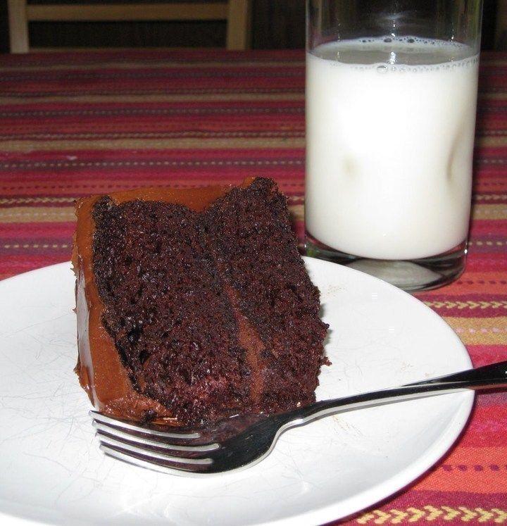 Barefoot Contessa Chocolate Buttercream Cake