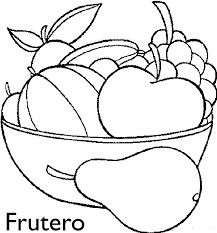 Worksheet. Ms de 25 ideas increbles sobre Frutas para colorear en Pinterest