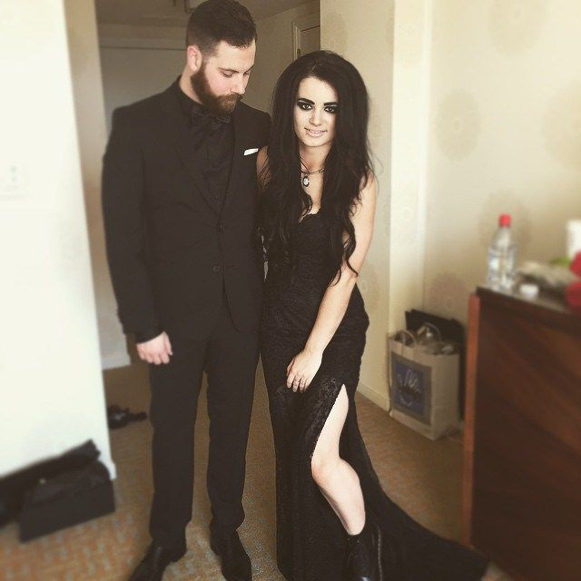 WWE Diva Paige & Boyfriend Kevin Skaff: The Pictures You Need to See WWE #WWE