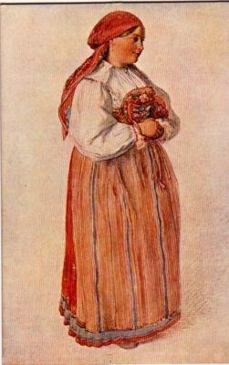 Peasant Domazlice Costume