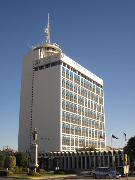 Fremantle Port Authority, Fremantle Waterfront District, Fremantle Ports, Victoria Quay