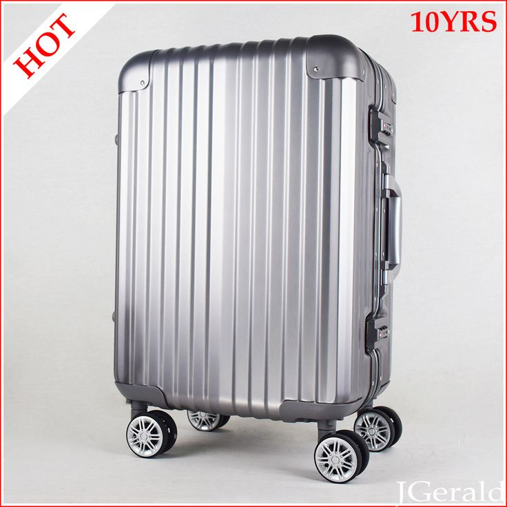 Aluminum Alloy Trolley Luggage/Bag Factory