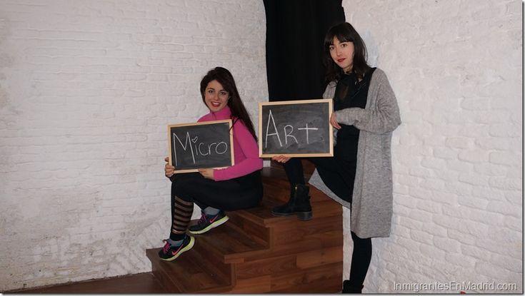 MicroArt Buenavista ofrece espacios para la expresión artística en Madrid http://www.inmigrantesenmadrid.com/microart-buenavista-espacios-ensayo-teatro-madrid/