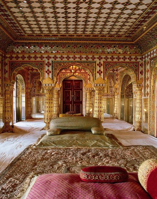 Rajasthan Style | by Laure Vernière and photographed by Anne Garde
