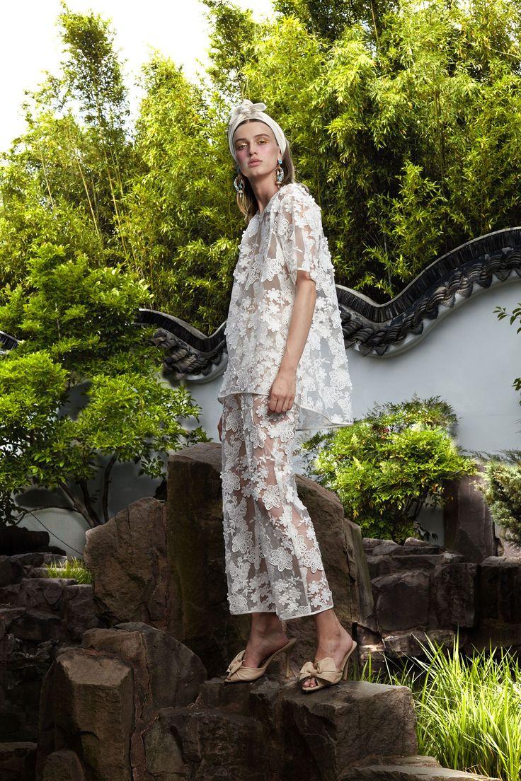 Cynthia Rowley Resort 2018 Fashion Show Collection