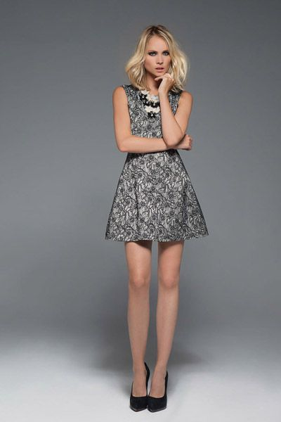 F/W 2014-15 Collection | Forel Collection_lace dress