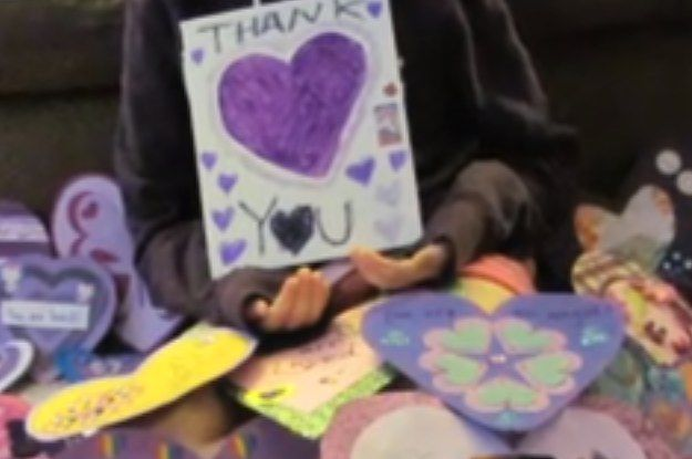 12-Year-Old Girl Attacked In Slender Man Stabbing Receives A Purple Heart Medal From Anonymous Veteran
