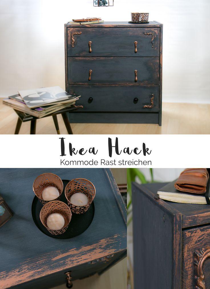 die besten 25 kreidefarbe ideen auf pinterest goldene spr hfarbe magnete und kreidetafel. Black Bedroom Furniture Sets. Home Design Ideas
