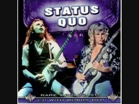 Status Quo: Whatever you want  @YouTube #statusquo #music  Le genre de vraie bonne musique, comme on n'en entend plus...