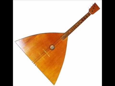 Russian Folk Music-Kalinka (balalaika)