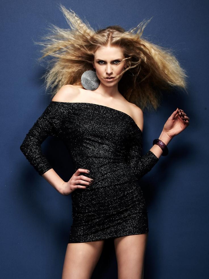 Glamour Tunic Dress