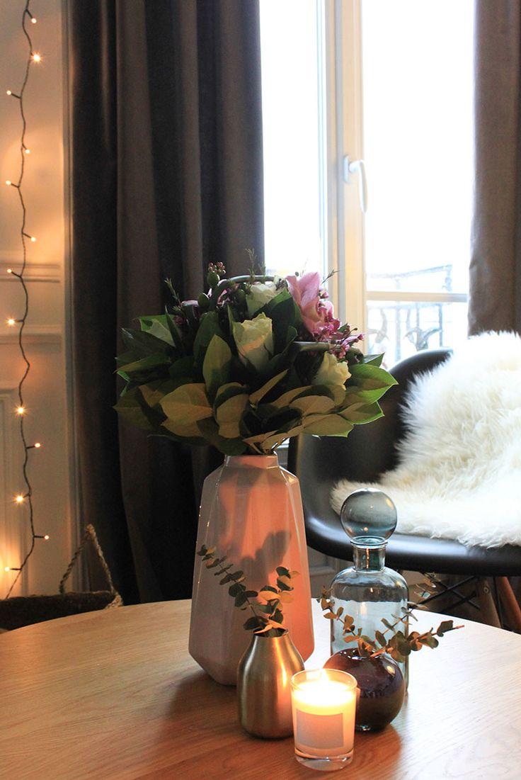 Douceur d'hiver, un bouquet Interflora - FrenchyFancy